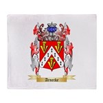 Arnecke Throw Blanket