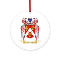 Arnaut Ornament (Round)