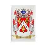 Arnauduc Rectangle Magnet (100 pack)