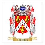 Arnaudon Square Car Magnet 3