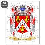 Arnaudon Puzzle