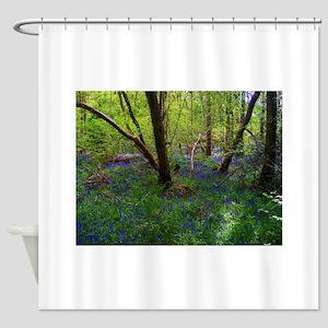 Scottish Woods Shower Curtain