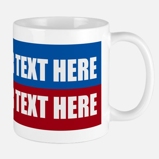 America Text Message Mug