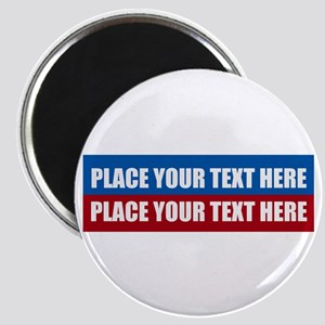 America Text Message Magnet