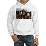 Cowboys and Indians Hooded Sweatshirt