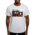 Cowboys and Indians Ash Grey T-Shirt