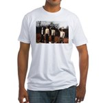 Cowboys and Indians Fitted T-Shirt