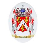 Arnaudet Ornament (Oval)