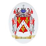 Arnau Ornament (Oval)