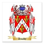 Arnaldy Square Car Magnet 3