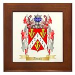 Arnaiz Framed Tile