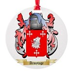 Armytage Round Ornament