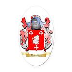 Armytage Oval Car Magnet