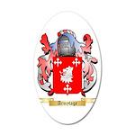 Armytage 20x12 Oval Wall Decal