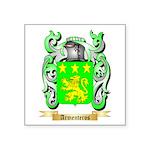 Armenteros Square Sticker 3