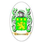 Armenteros Sticker (Oval)