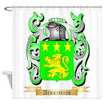 Armenteros Shower Curtain