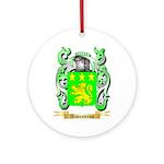 Armenteros Ornament (Round)