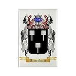 Armendariz Rectangle Magnet (100 pack)