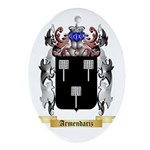 Armendariz Ornament (Oval)