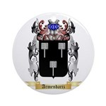 Armendariz Ornament (Round)