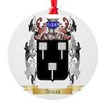 Armas Round Ornament