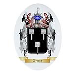 Armas Ornament (Oval)