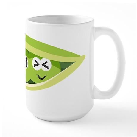 Pea Pod Large Mug