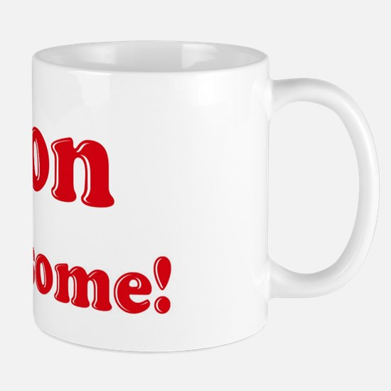 Dylon is Awesome Mug