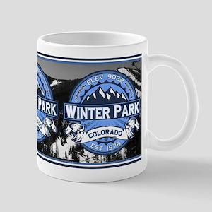 Winter Park Blue Mug