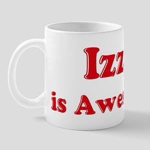Izzy is Awesome Mug