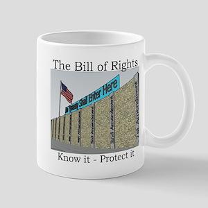 The Wall Against Tyranny Mug