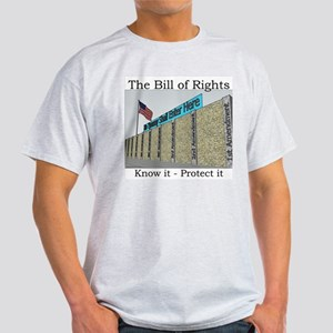 The Wall Against Tyranny Light T-Shirt