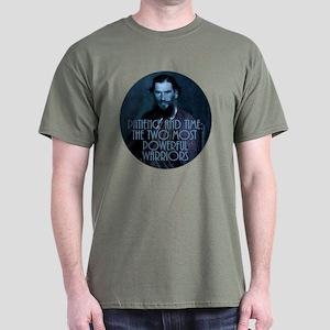 Tolstoy Warriors Dark T-Shirt