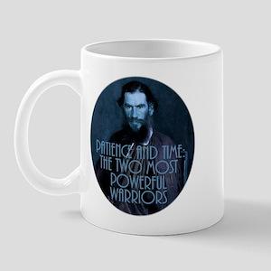 Tolstoy Warriors Mug