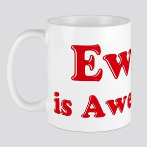 Ewan is Awesome Mug