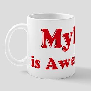 Myles is Awesome Mug