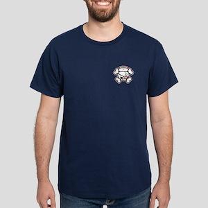 Dolly Heart RN Dark T-Shirt
