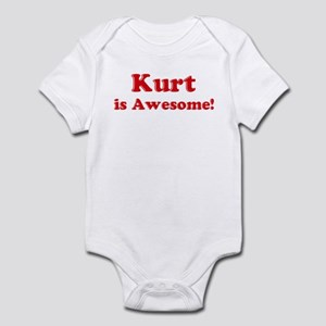 Kurt is Awesome Infant Bodysuit