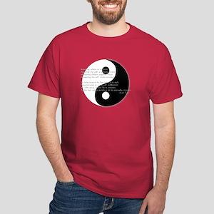 Tao Te Ching Chapter 33 T-Shirt
