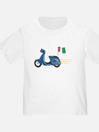 Italian Vespa T