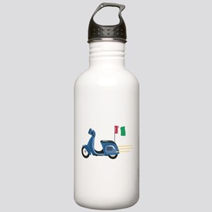 Italian Vespa Stainless Water Bottle 1.0L