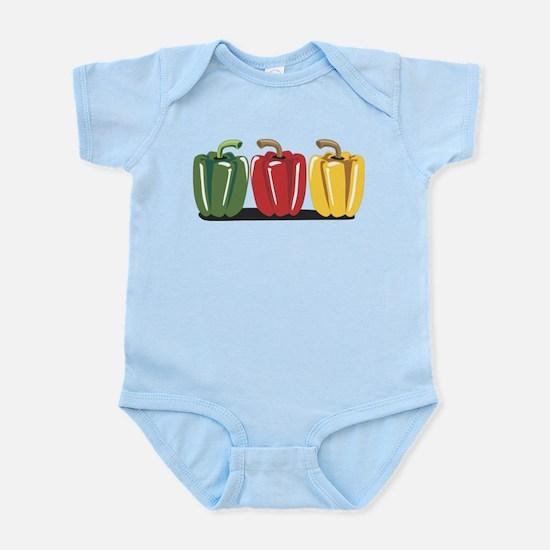 Peppers Infant Bodysuit