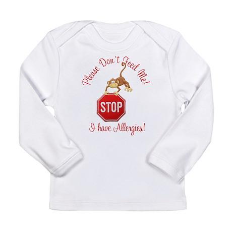 Allergies Long Sleeve T-Shirt