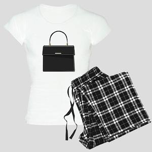 Black Purse Women's Light Pajamas