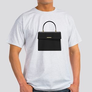 Black Purse Light T-Shirt