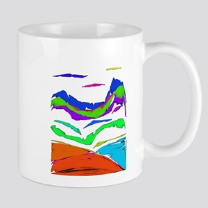 Mountain Zen Mug