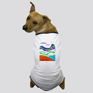 Mountain Zen Dog T-Shirt