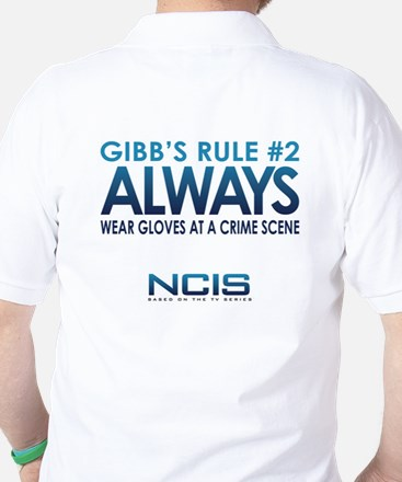 Gibbs Rule #2 Golf Shirt