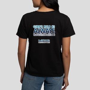Gibbs Rule #2 Women's Dark T-Shirt